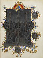 The Death of Christ, limbourg