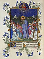 The Feeding of the Multitude, limbourg