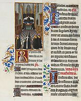 A Funeral Service, limbourg