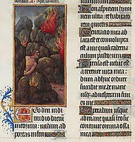 Hezekiah-s Canticle, limbourg