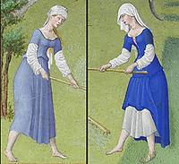 Juin Haymaking, limbourg