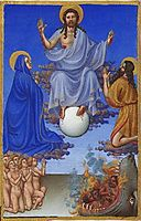 The Last Judgement, limbourg