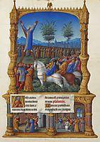 The Martyrdom of Saint Andrew, limbourg