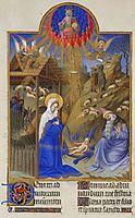 The Nativity, limbourg