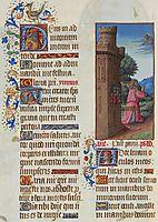 Prayer of David, limbourg