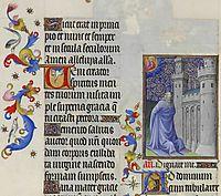 Psalm CXIX, limbourg