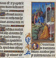 Psalm CXLII, limbourg
