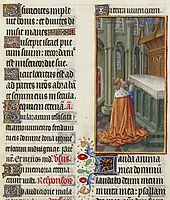 Psalm CXLV, limbourg