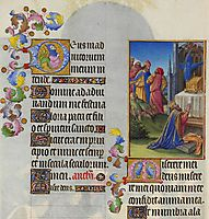 Psalm LVI, limbourg