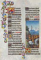 Psalm LXVIII, limbourg