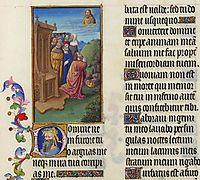 Psalm VI, limbourg