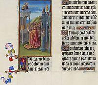 Psalm XLII, limbourg