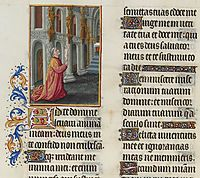 Psalm XXIV, limbourg