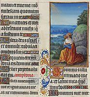 Psalm XXVI, limbourg
