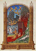 Purgatory, limbourg