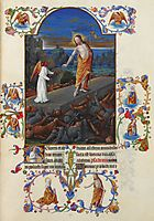 The Resurrection, limbourg