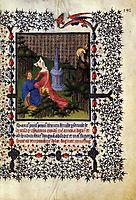 St. Paul the Hermit, 1416, limbourg