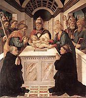 Circumcision, 1465, lippi