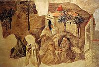 Confirmation of the Carmelite Rule, c.1432, lippi