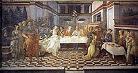 The Feast of Herod: Salome-s Dance , 1464, lippi