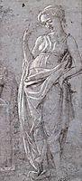 Female Figure, 1430, lippi