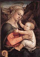 Madonna and Child, lippi