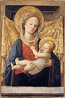 Madonna and Child, c.1450, lippi