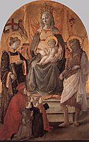 Madonna del Ceppo, lippi