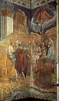 The Martyrdom of St. Stephen, 1460, lippi