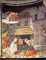 Nativity, 1469, lippi