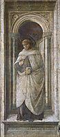 St. Alberto of Trapani, 1465, lippi