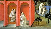 St. Benedict Orders St. Maurus to the Rescue of St. Placidus, lippi