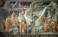 St. John Taking Leave of his Parents, 1465, lippi