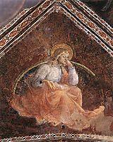 St. Luke the Evangelist, 1454, lippi
