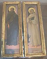 Two Saints, lippi