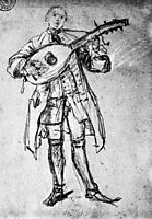 Lute Player, longhi