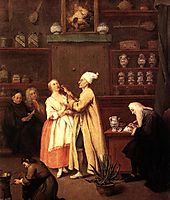 The Pharmacist, longhi