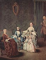 The Sagredo Family, longhi