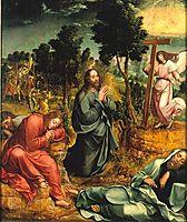 Cristo no Horto, 1539, lopes