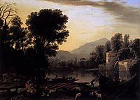 The Mill, 1631, lorrain