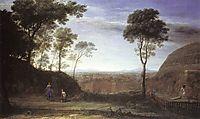 Noli Me Tangere, 1681, lorrain