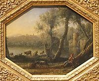Pastoral Landscape, c.1636, lorrain