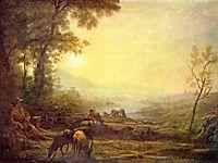 Shepherd, c.1657, lorrain