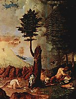 Allegory (Allegory of prudence and wisdom), 1505, lotto