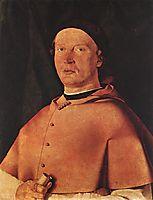 Bishop Bernardo de- Rossi, 1505, lotto