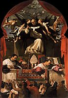 The Charity of St. Anthony, 1542, lotto