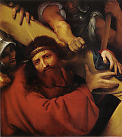 Christ Carrying the Cross, 1526, lotto