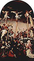 Crucifixion, 1531, lotto