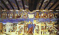 The Legend of St. Barbara., 1524, lotto