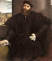 Portrait of a Gentleman, c.1530, lotto